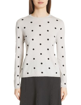 Simpaty Silk & Cashmere Sweater by Max Mara