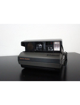 Vintage Polaroid Spectra Instant Camera by Etsy