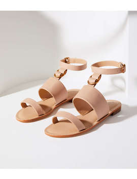 Ringed Sandals by Loft