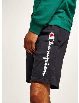 Champion Navy Jersey Shorts by Topman