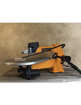 Scrollnado Dust Collection For The Scroll Saw (Dewalt Dw 788, Delta 40 690, Delta 40 694, Delta 40 695) by Scrollnado