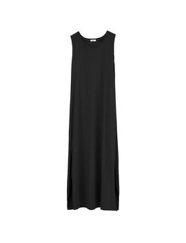 drape-back-dress by cuyana
