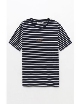 Harry Striped T Shirt by Rhythm
