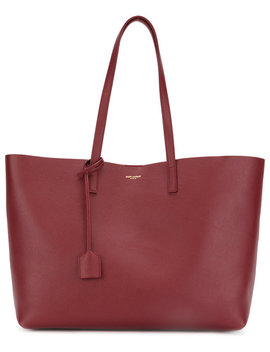 Large Shopper Tote Bag by Saint Laurent