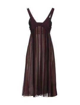 LÍo De Faldas Knee Length Dress   Dresses D by LÍo De Faldas