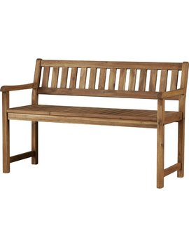 Beachcrest Home Bucksport Wood Garden Bench & Reviews by Beachcrest Home