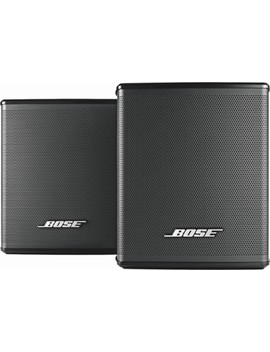 Virtually Invisible® 300 Wireless Surround Speakers   Black by Bose®