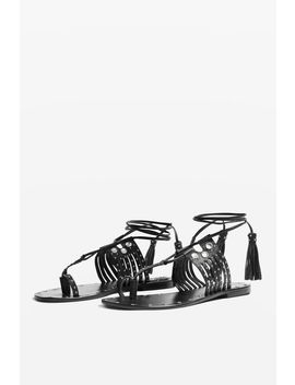 Ghillie Sandals by Topshop