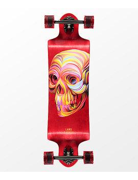 "Landyachtz Switch Skull 35"" Longboard Complete by Landyachtz"