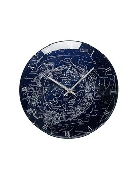 Glowing Milky Way Wall Clock by Uncommon Goods