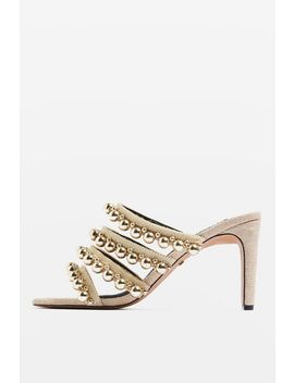 Multi Strap Mules by Topshop