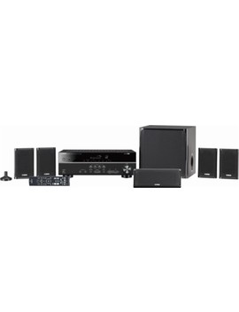 725 W 5.1 Ch. 3 D Home Theater System   Black by Yamaha