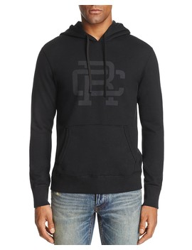 Lockup Logo Hooded Sweatshirt by Reigning Champ
