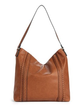 Destin Faux Leather Hobo Bag by Sole Society