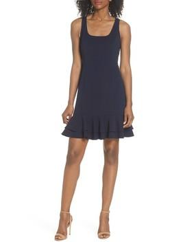 Ruffle Hem Dress by Chelsea28