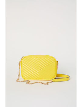 Quilted Shoulder Bag by H&M