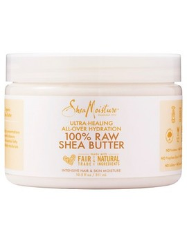 Shea Moisture 100 Percents Raw Shea Butter 10.5 Oz by Shea Moisture