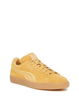 Classic Suede Badge Sneaker by Puma