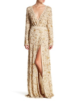 Pacha Beaded Maxi Dress by Tjd The Jetset Diaries