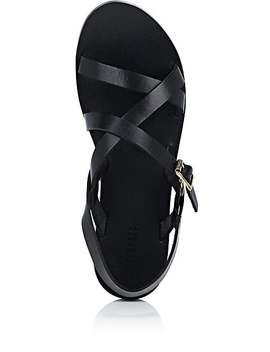 Leather Multi Strap Sandals by Barneys New York