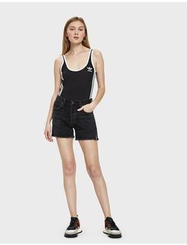 Three Stripe Bodysuit by Need Supply Co.