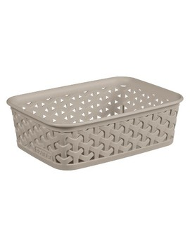 Decorative Boxes And Baskets Beige   Room Essentials™ by Room Essentials™