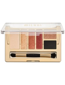 Milani Everyday Eyes Matte Eyeshadow Collection by Milani