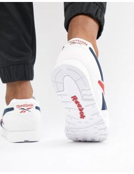 Reebok Rapide Og Sneakers In White Cn6001 by Reebok