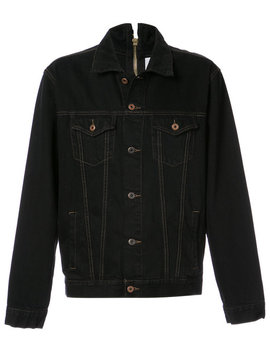 Slim Fit Denim Jackethome Men Clothing Denim Jackets by The Incorporated