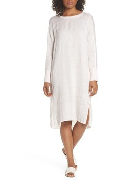 Rata Linen Shift Dress by Caara