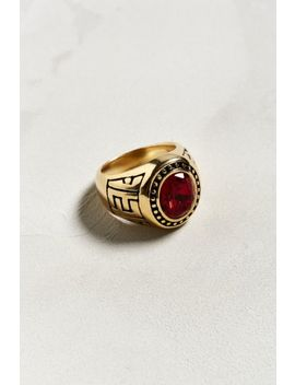 Riakoob Ruby Ring by Riakoob