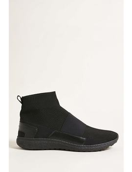 Men Sync Footwear Sock Sneakers by Forever 21