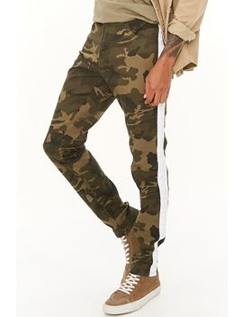 Victorious Slim Fit Camo Jeans by Forever 21
