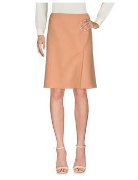 Jason Wu Knee Length Skirt   Skirts D by Jason Wu
