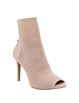 Funtime Cutout Heel Booties by Guess