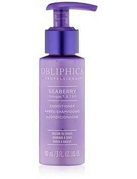 Obliphica Professional Seaberry Conditioner Medium To Coarse, 3 Fl. Oz. by Obliphica Professional