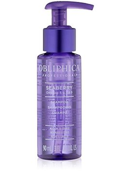 Obliphica Professional Seaberry Shampoo Medium To Coarse, 3 Fl.Oz. by Obliphica Professional