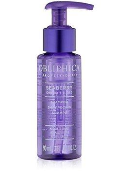 Obliphica Professional Seaberry Shampoo Medium To Coarse, 3 Fl.Oz. by Obliphica Professional