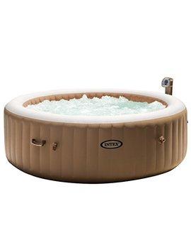 Intex 85in Pure Spa Portable Bubble Massage Spa Set by Intex