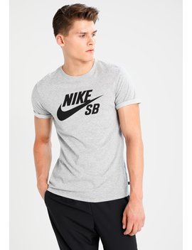 Logo   T Shirt Print by Nike Sb