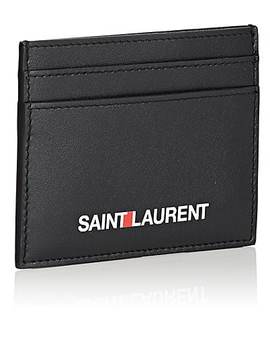 Rive Gauche Card Case by Saint Laurent
