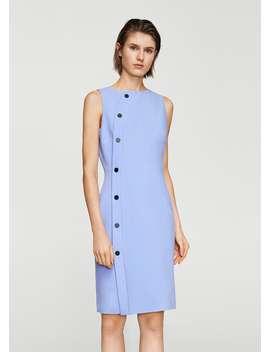 Geknöpftes Kleid by Mango