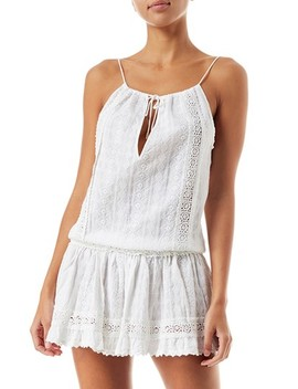 Chelsea Cover Up Romper by Melissa Odabash
