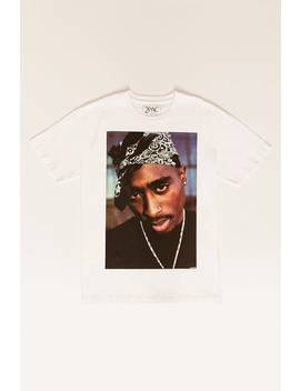 Tupac Graphic Tee by F21 Contemporary