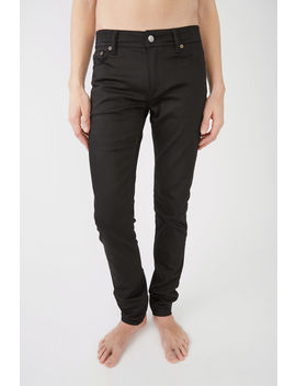 Jeans Mit Schmalem Bein Farbe by Acne Studios