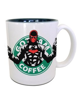 Red Hood Jason Todd Inner Green Deco Mug by Faux Bux