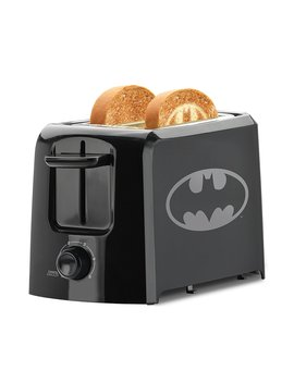 Dc Batman 2 Slice Toaster by Dc Batman