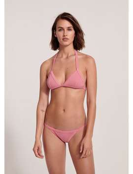 Rebrasti Gornji Dio Bikinija by Mango