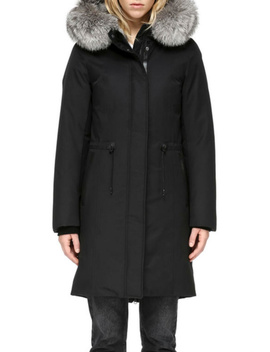 Enia X Down Coat by Boutique Tag, Montreal
