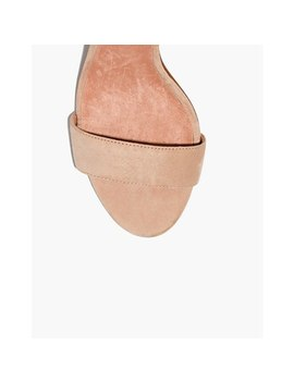 The Regina Ankle Strap Sandal by Madewell